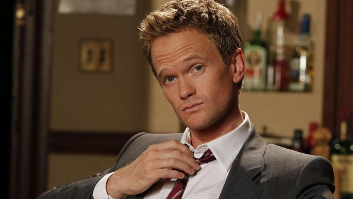 Spring Break At Home Explained By Barney Stinson