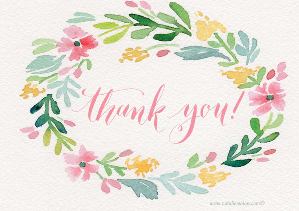 A Thank You Letter To The Teacher Who Changed My Life