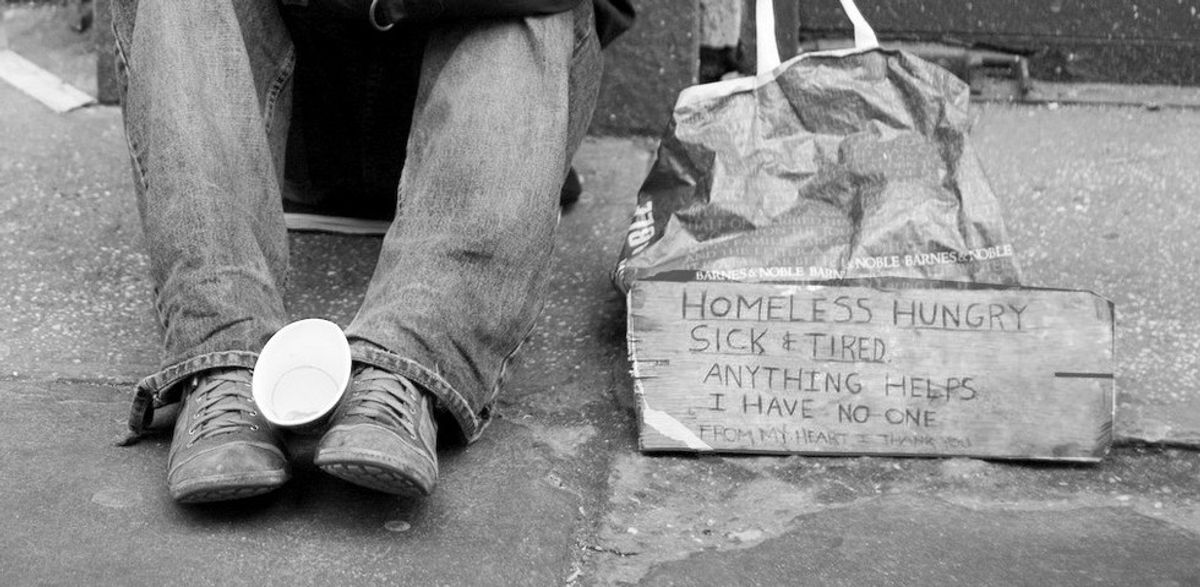 Homelessness: Mental Illness And Substance Abuse