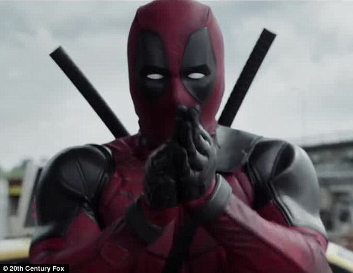 Why 'Deadpool' Shouldn't Be Copied