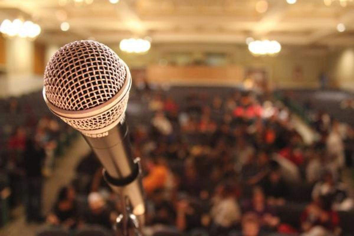 10 Moments When Slam Poets Got Surprisingly Political