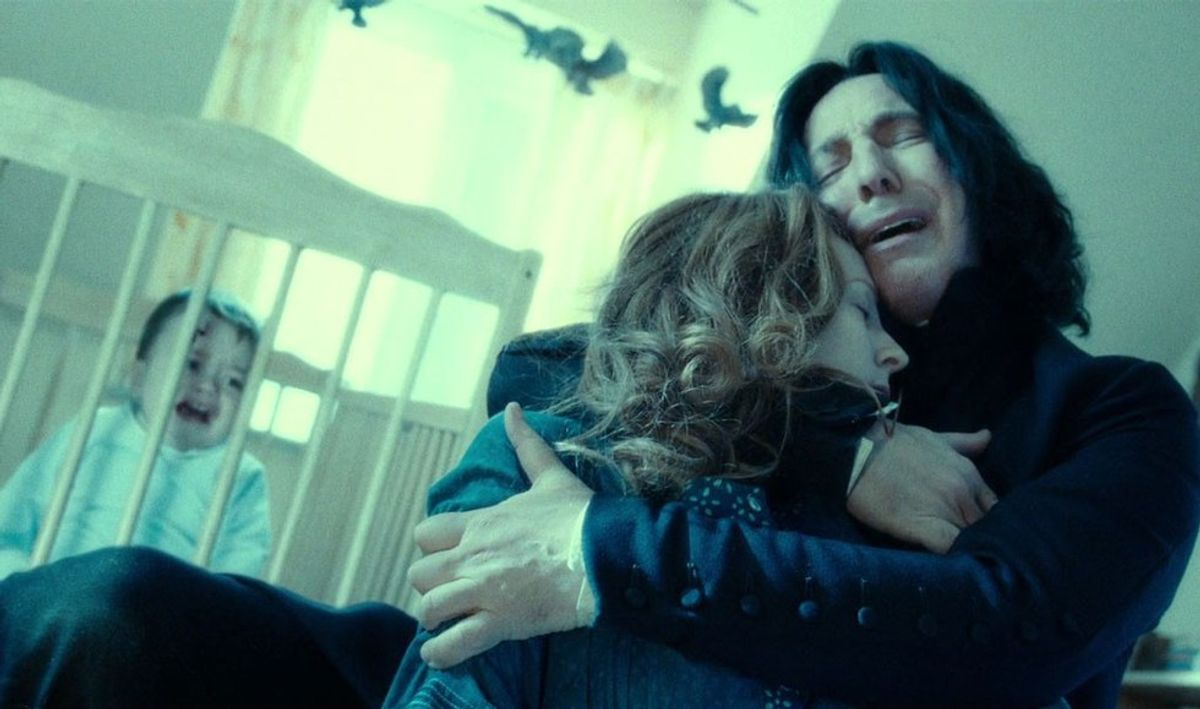 Even After All This Time, Snape's Obsession With Lily Is More Problematic Than Romantic