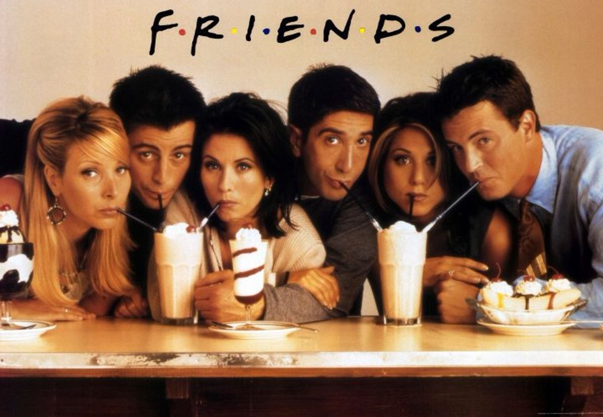 24 Things I Learned From 'Friends'