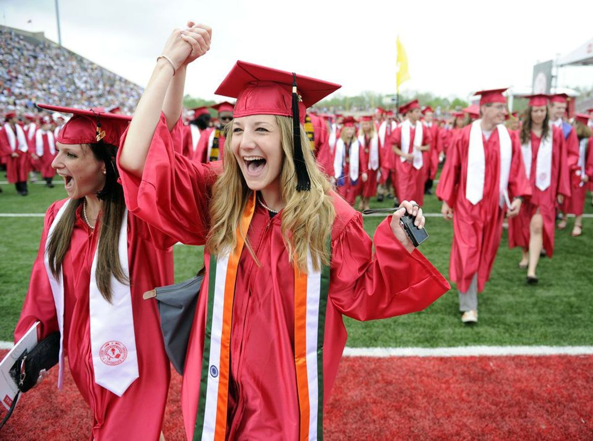 7 Ways To Survive Your Last Semester Of College