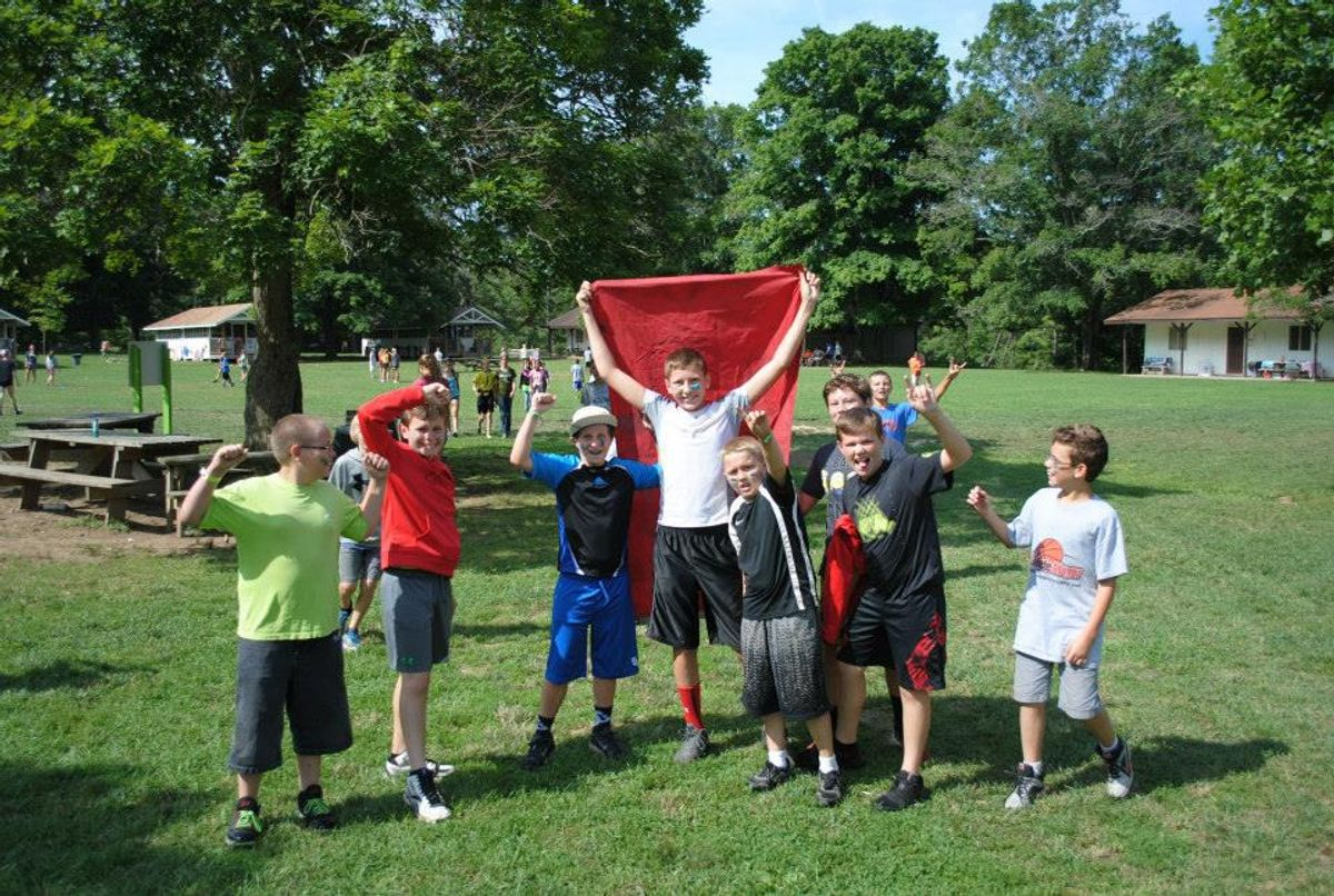 11 Life Skills You Learn At Summer Camp