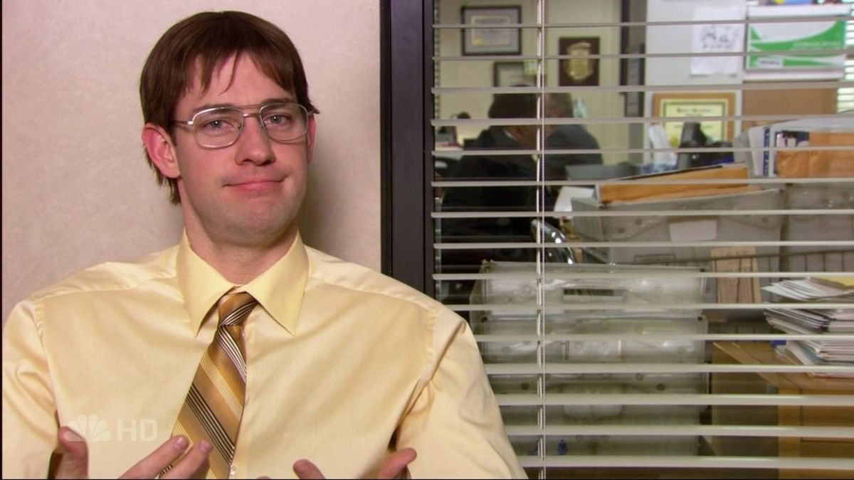 """Thoughts College Students Have Each Week, As Told By """"The Office"""""""