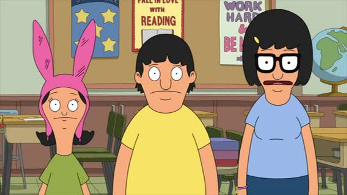 Freshman Year Of College As Told By Tina Belcher