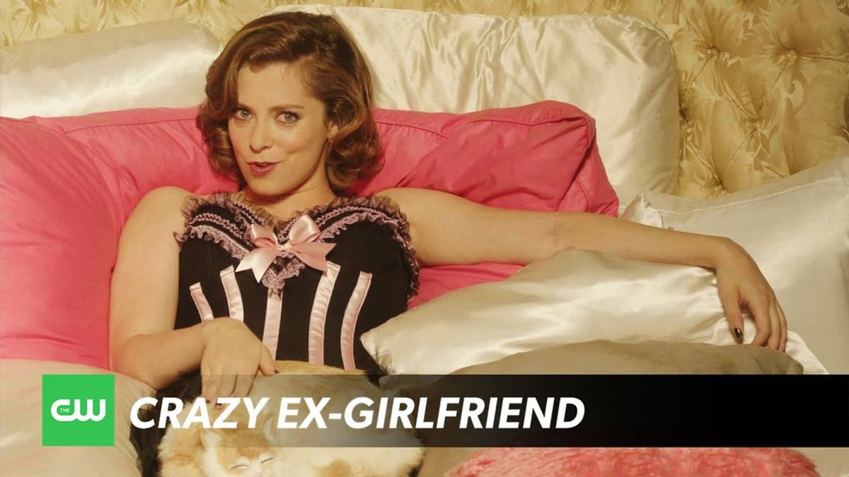Crazy Ex-Girlfriend Nails What Its Like to Be a Woman