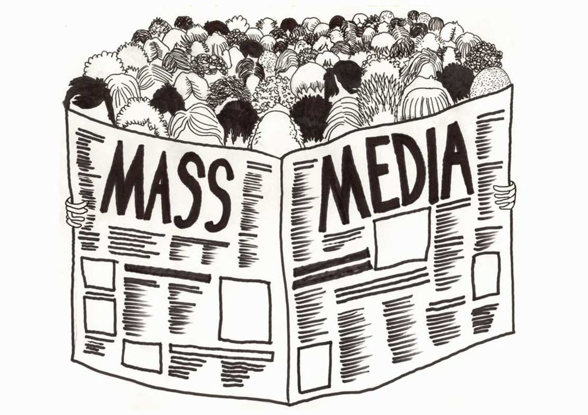 13 Things Mass Media Majors Have in Common.
