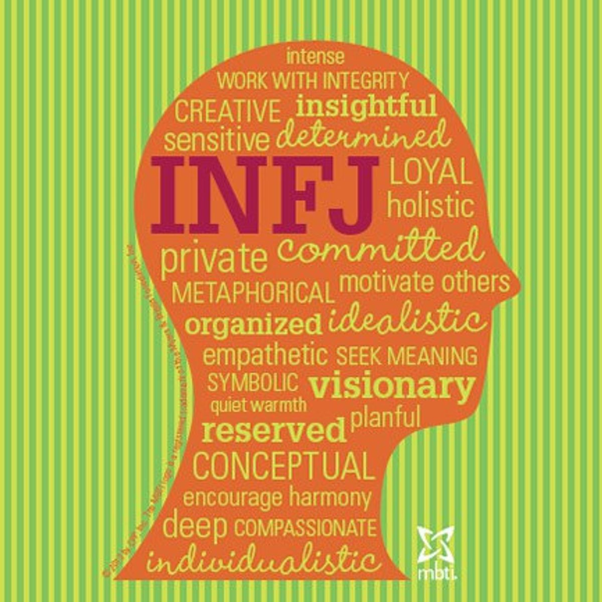 INFJ Is The Rarest And Perhaps Most Fascinating Personality Type