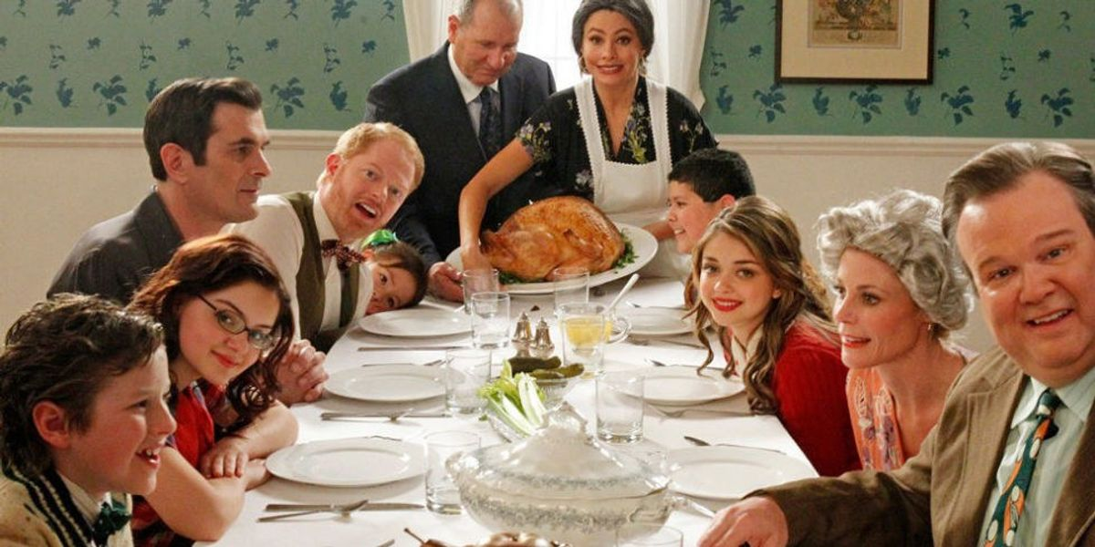 11 Things That Might Go Through A College Student's Head At A Family Holiday Gathering
