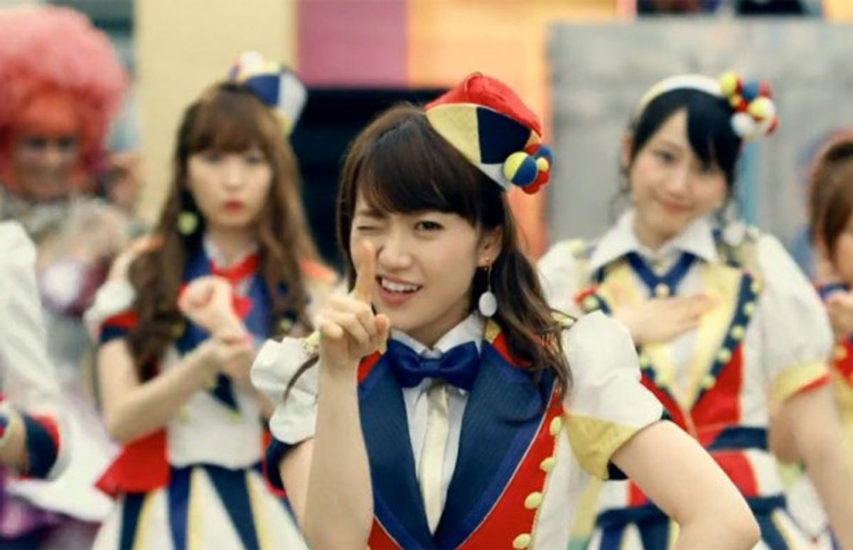 9 Reasons Why Banning This J-Pop Group From American Youtube is Probably Good for Humanity