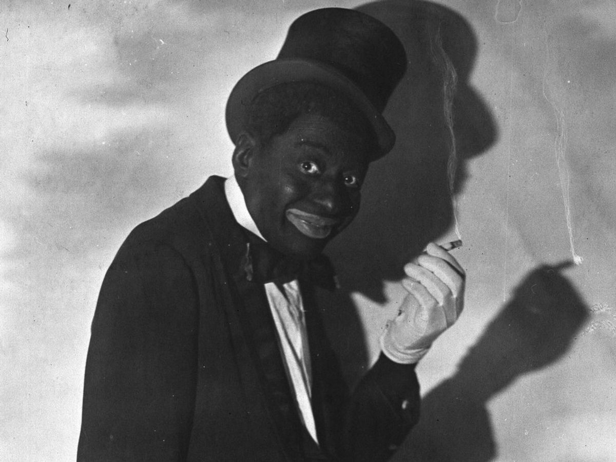 Blackface Minstrelsy: Then and Now