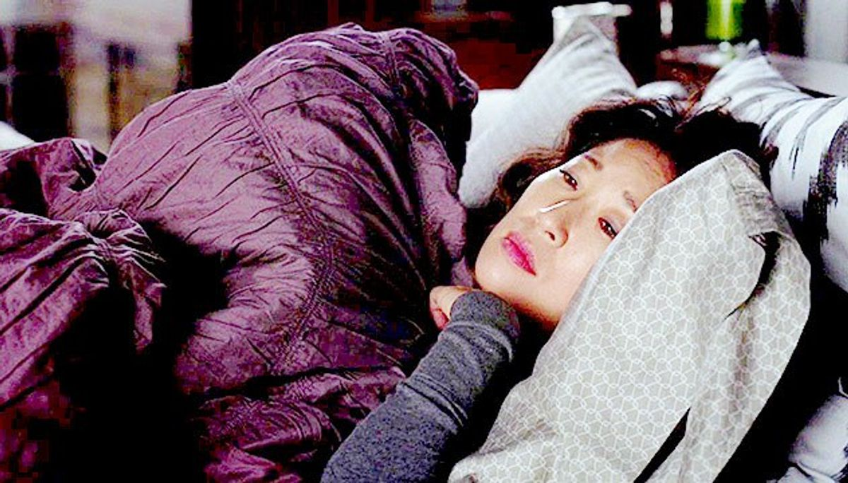 """26 """"Grey's Anatomy"""" GIFs That Perfectly Describe College"""