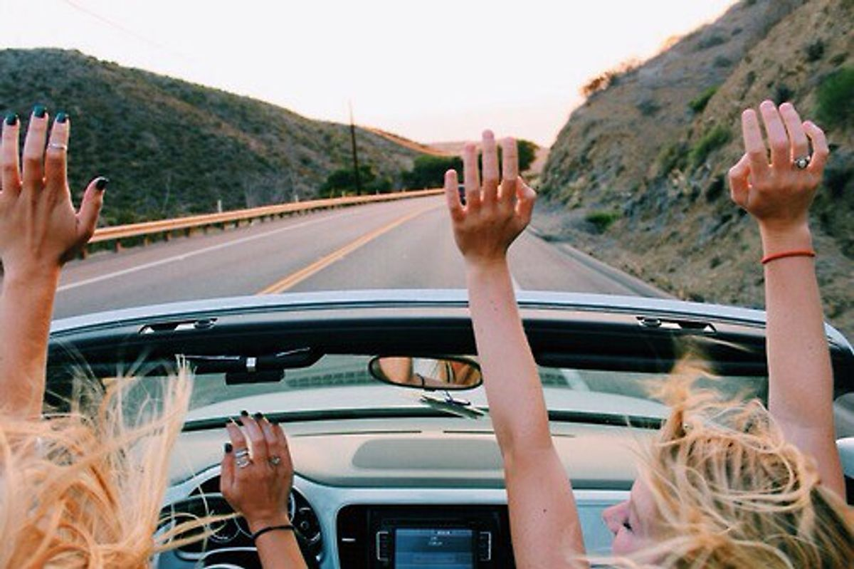 Taking On The Road Alone vs. With Friends