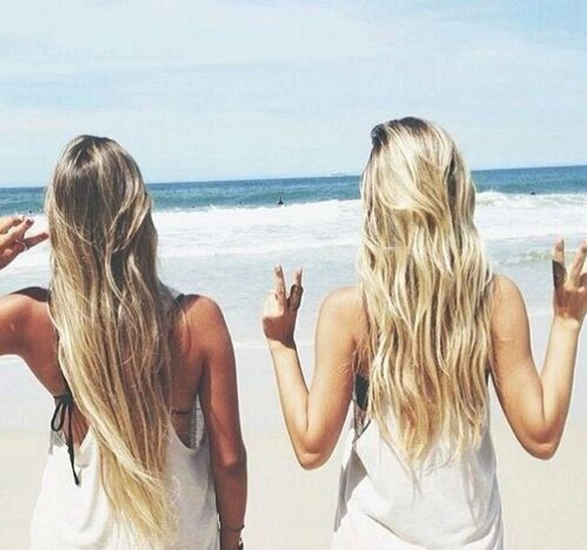 16 Things Only Blonde Girls Can Relate To