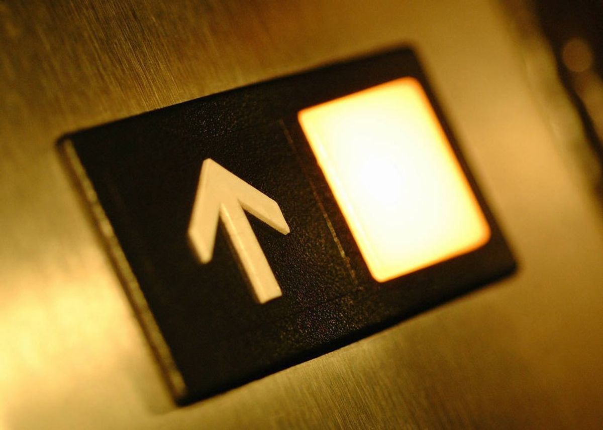 Elevator Sexism, Or How The Patriarchy Got In The Way Of A Funny Joke