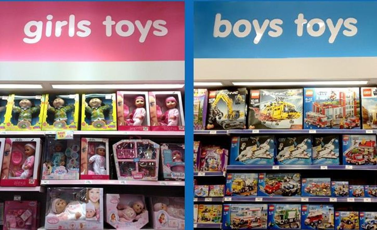 Barbies And G.I Joes: The Irrelevance Of Gendered Kids' Toys In 2016