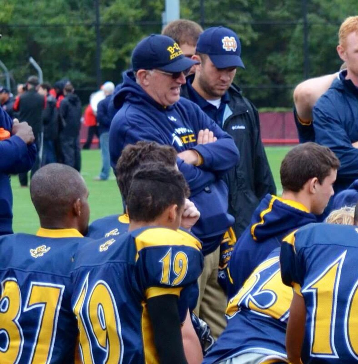 Remembering Coach Jeffrey Van Grack (1953-2014)