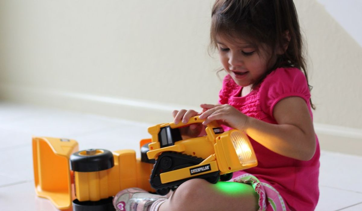 Why Children's Toys Don't Need Gender Labels