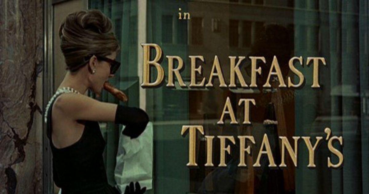 Facts About Breakfast At Tiffany's