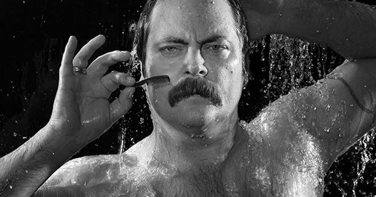 Nick Offerman: A Dedication To The Quintessence Of Humanity