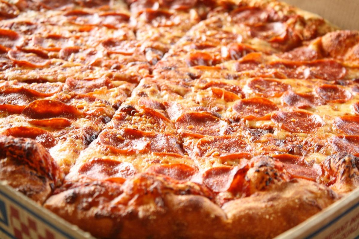 The 12 Yummiest Looking Unconventional Pizza Dishes
