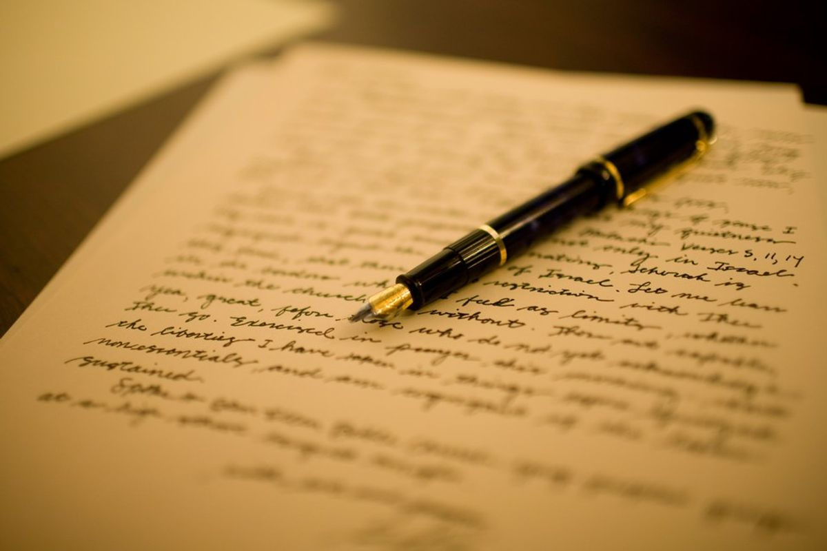 My Open Letter To Open Letters
