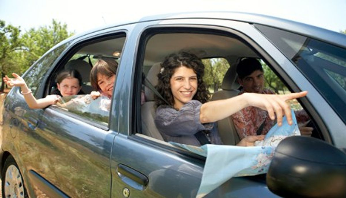 Lessons Learned From A Family Road Trip