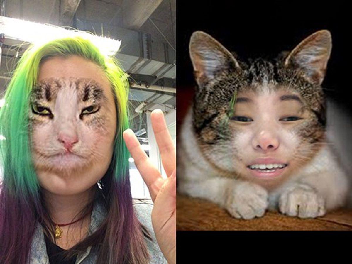 Snapchat: FaceSwap