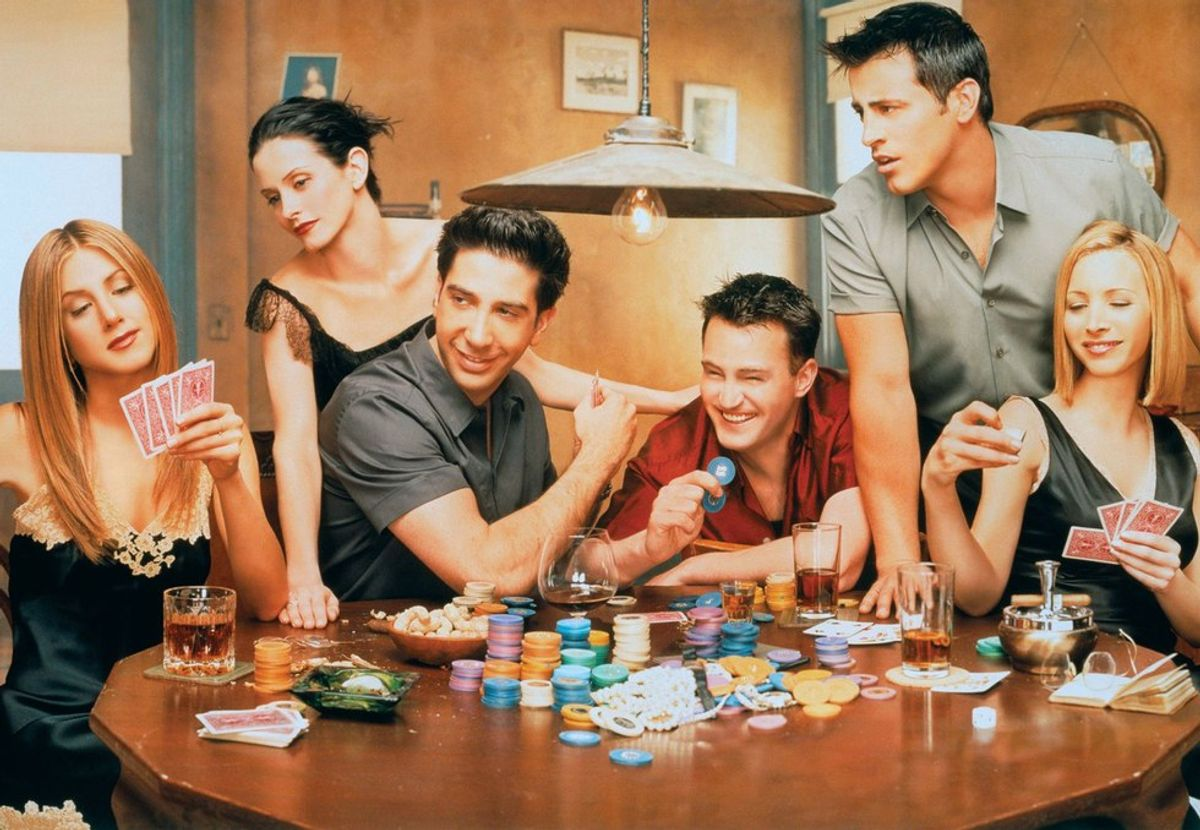 The 6 Different Types Of College Roommates As Told By 'Friends'