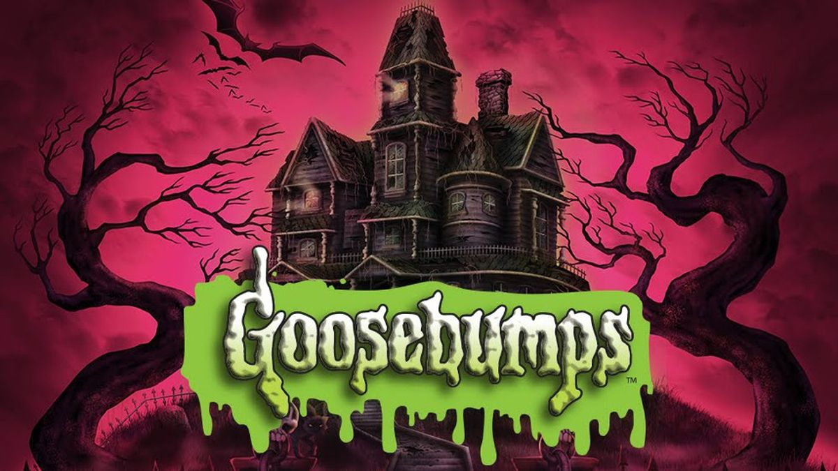 How To Play The Goosebumps Drinking Game