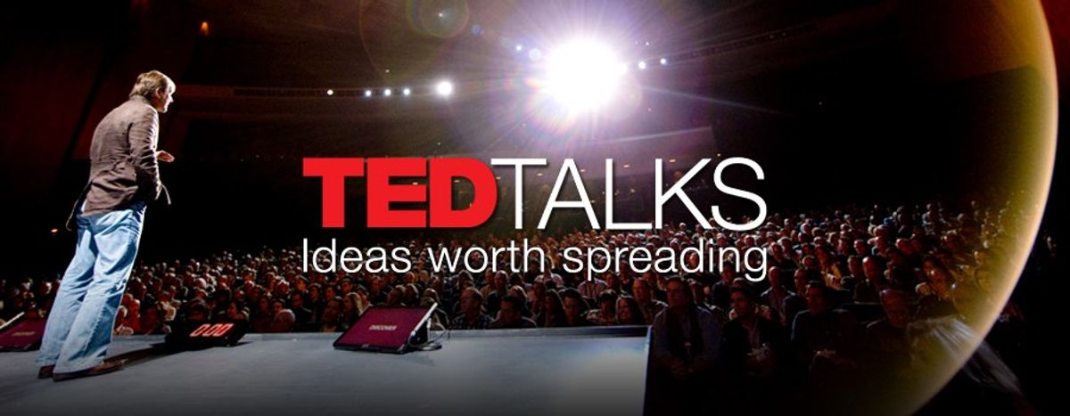 10 TED Talks Every College Student Needs To Watch