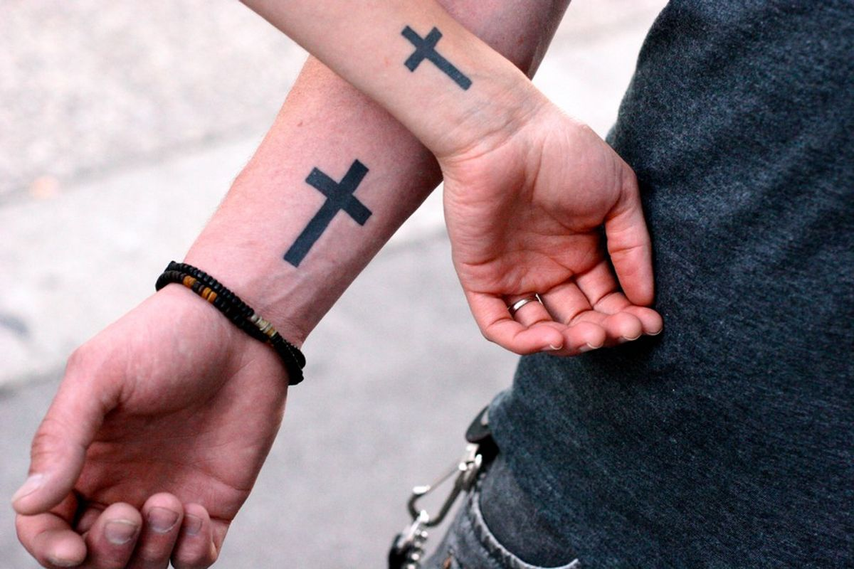 Relationship Goals: Christianity Edition