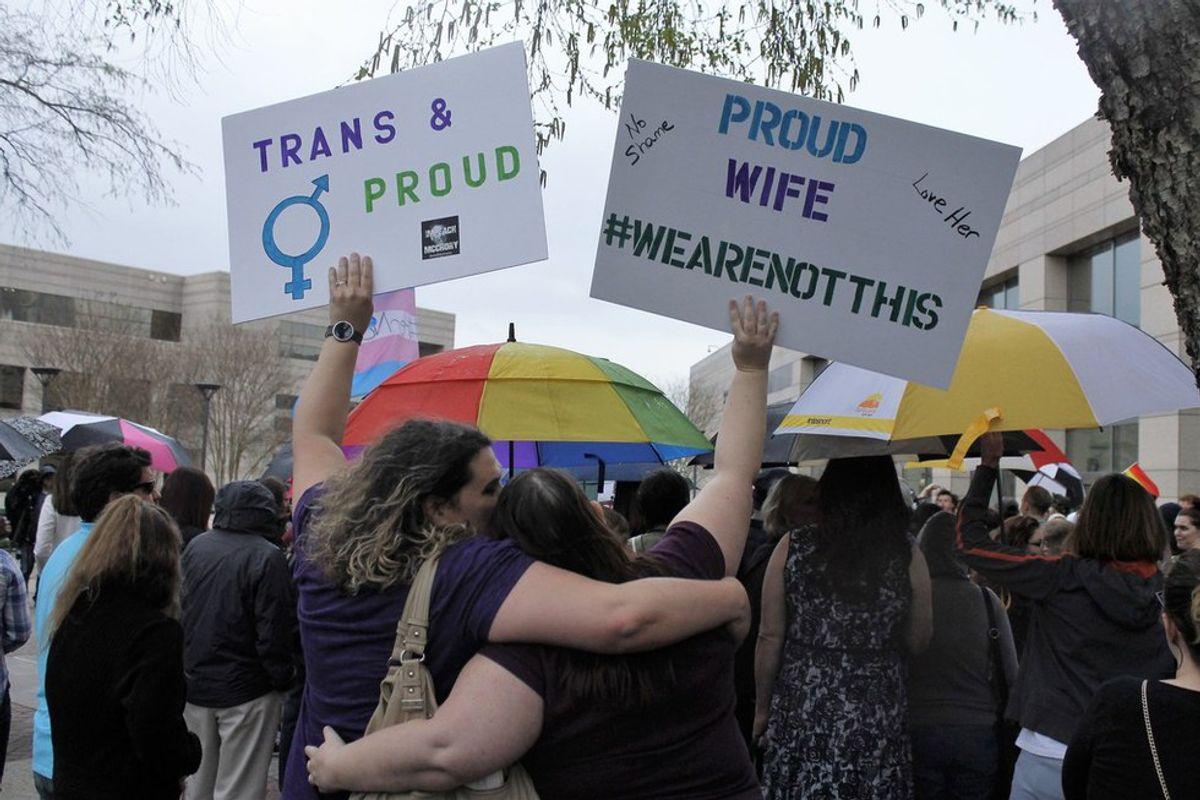 Breaking Down North Carolina's Anti-Trans Law