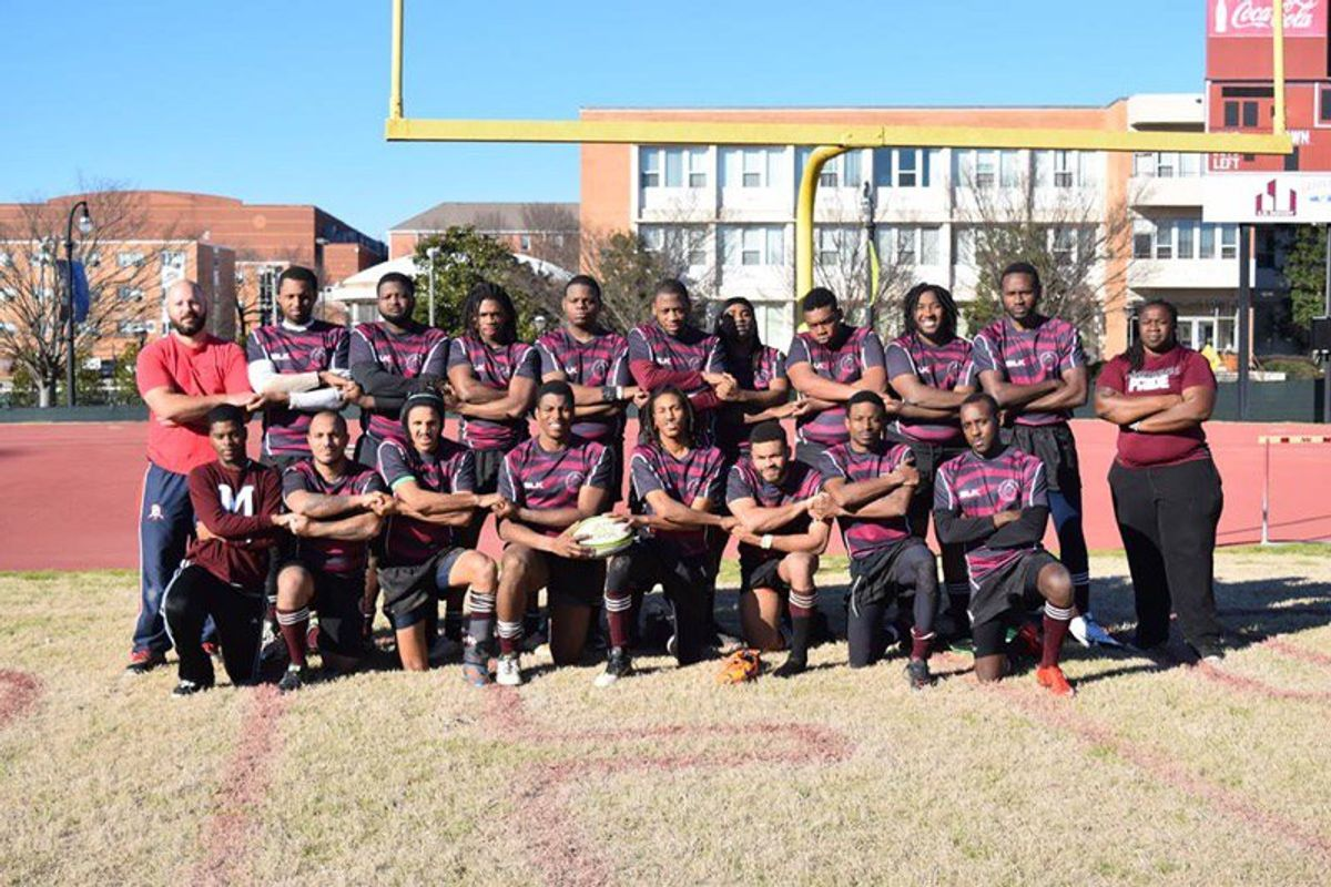 The Black Sabers: The First All-Male HBCU Rugby Team