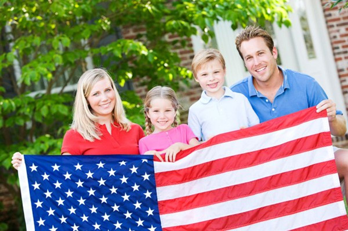 8 Signs You Grew Up in a Conservative Household