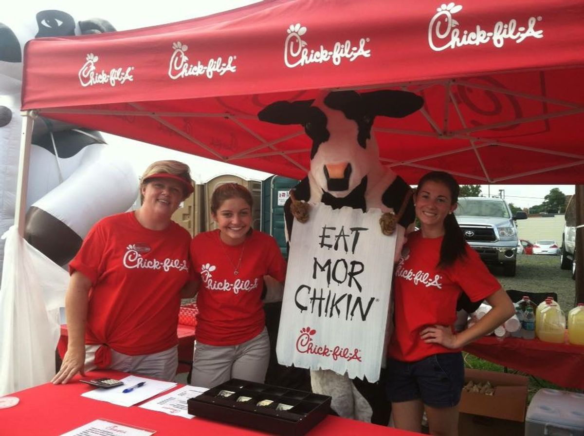 12 Things You Learn From Working At Chick-fil-A