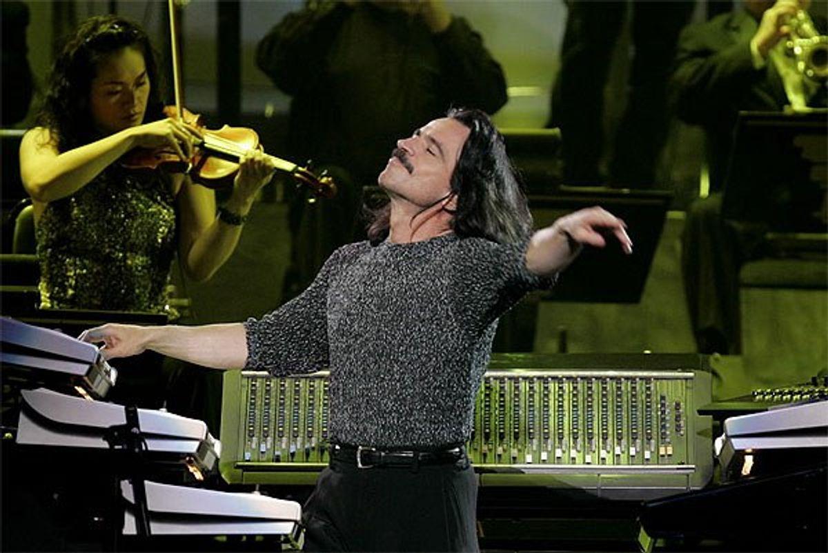 Concert Review: Yanni