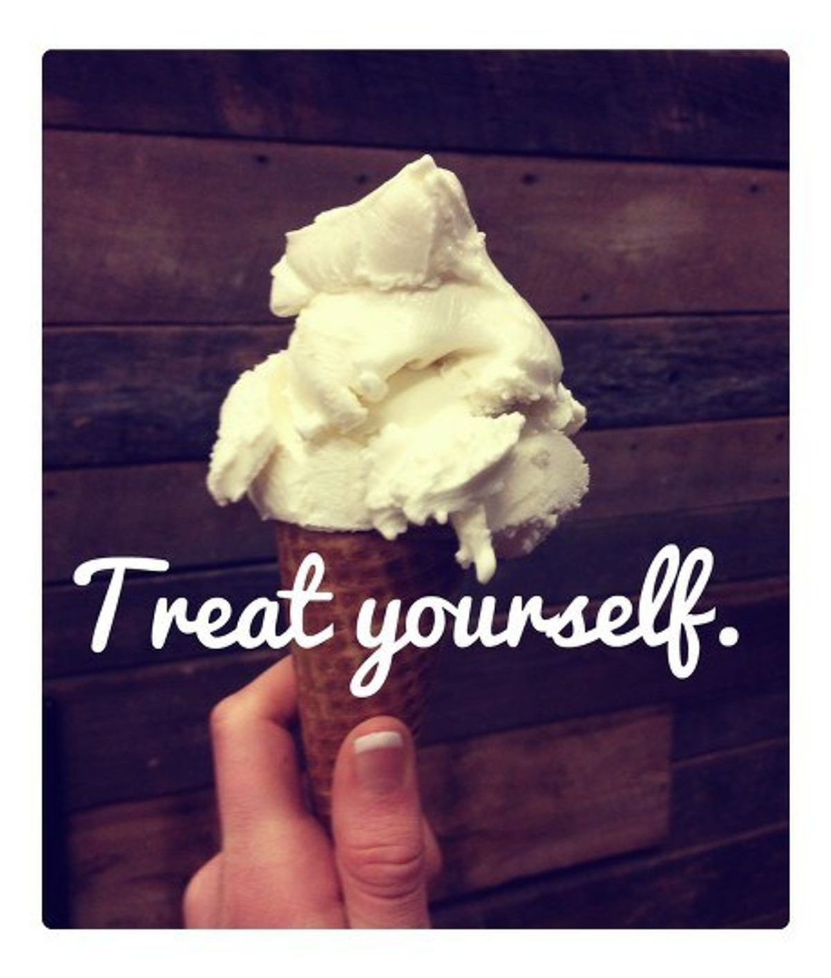 Why It Is Important To Treat Yourself