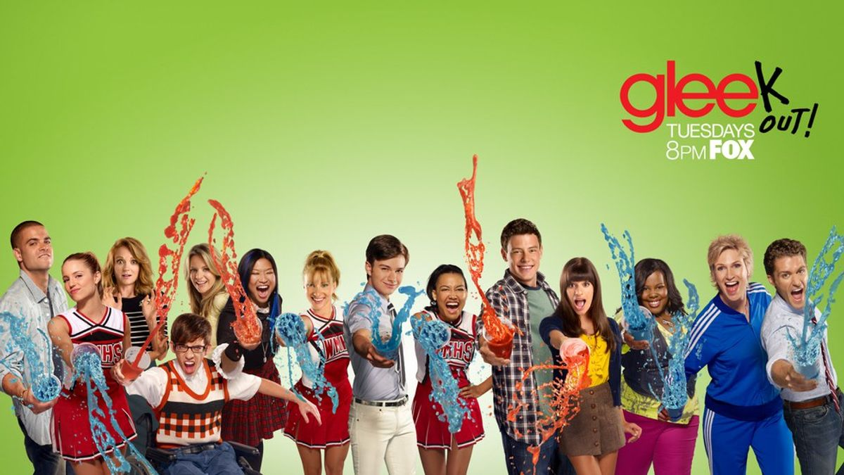 "10 Life Lessons Learned From ""Glee"""