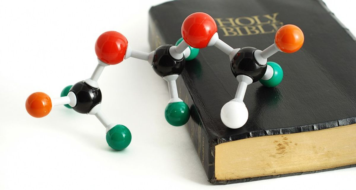 The More I Study Science, The More I Believe In God