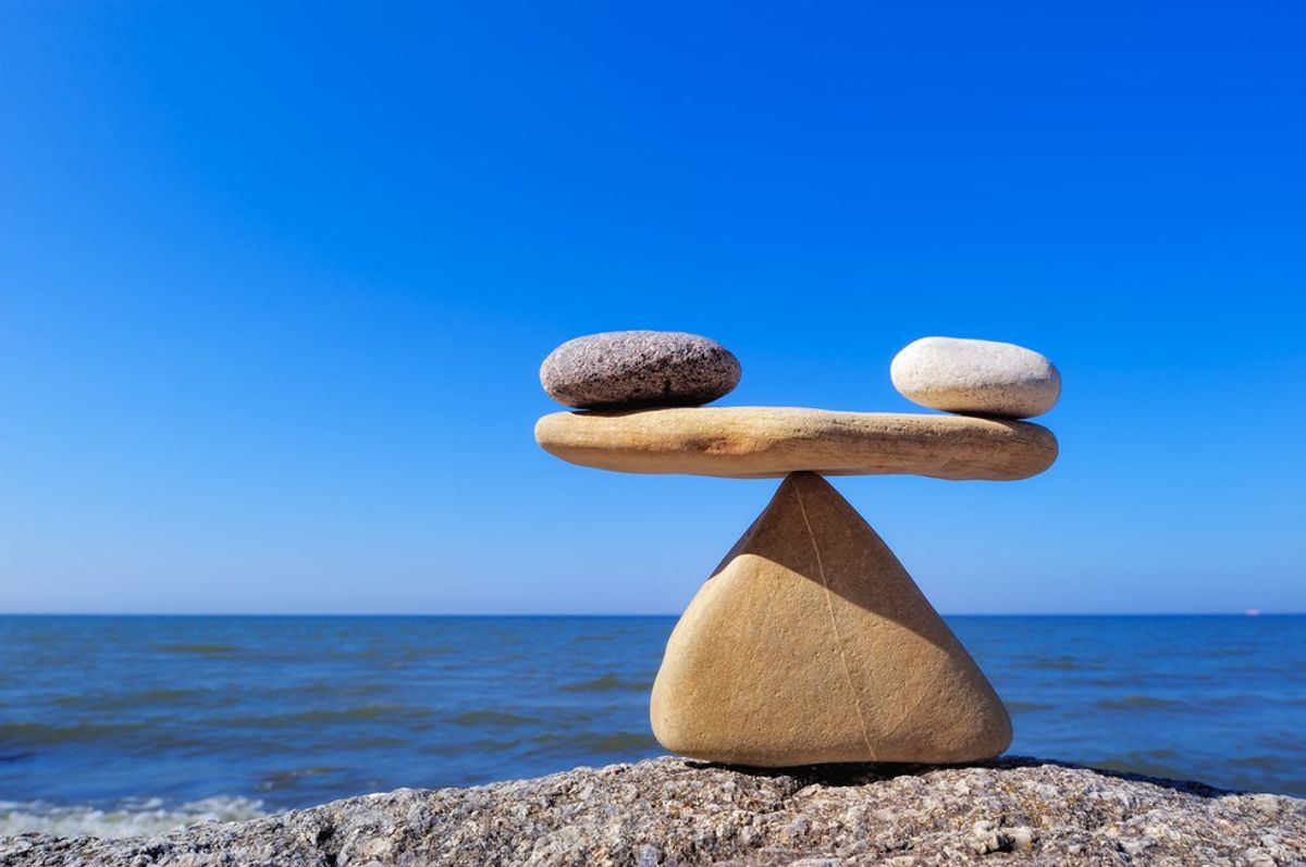 The Art Of Balancing Schoolwork And A Personal Life