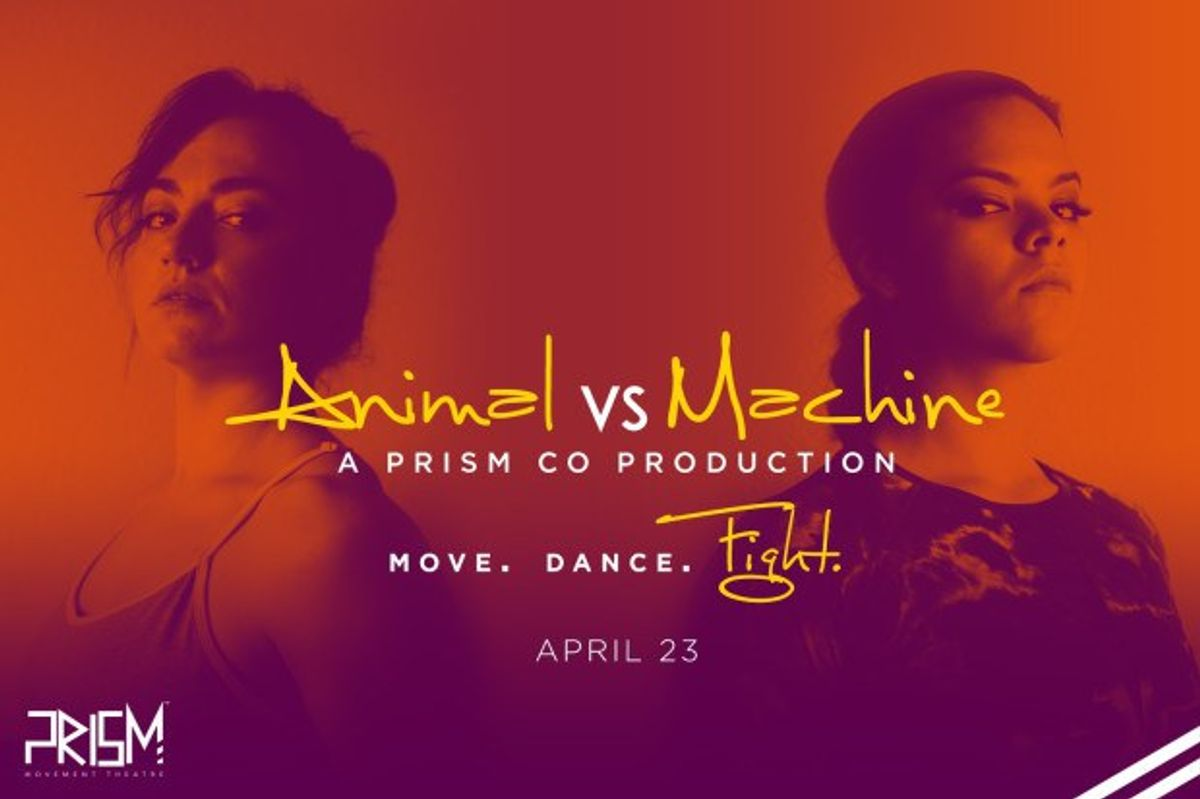 Prism Co's Latest Dance-MMA Fight Production: 'Animal vs. Machine' Looks Passionately Promising