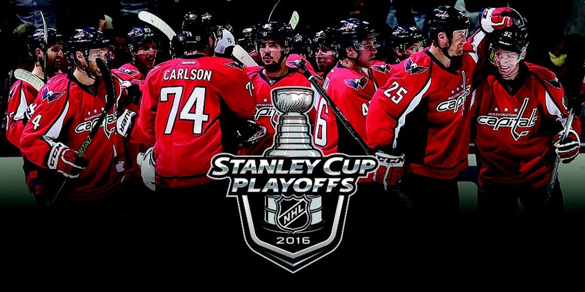 Ranking The First Round Of The NHL Playoffs