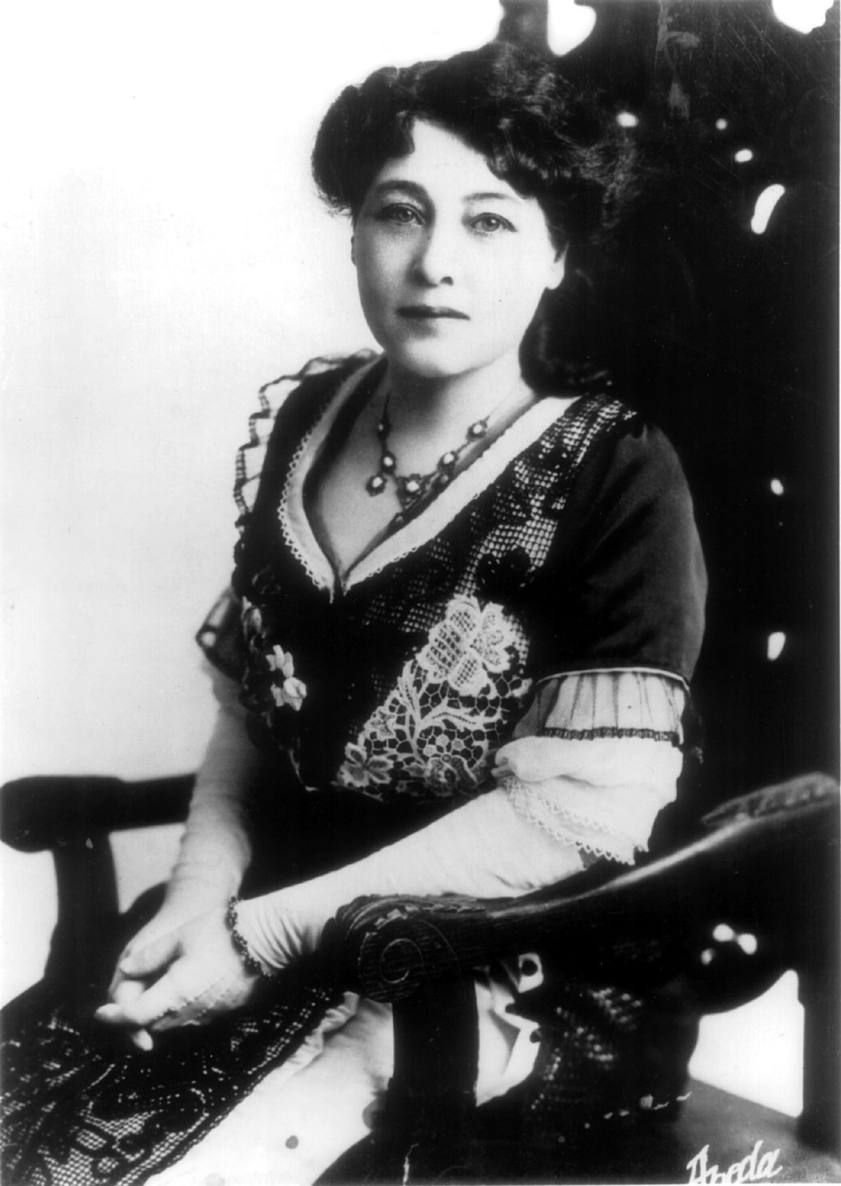 Alice Guy-Blaché, The Lost Female Film Visionary