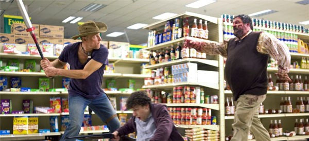 10 Times 'Zombieland' Summed Up Your College Life
