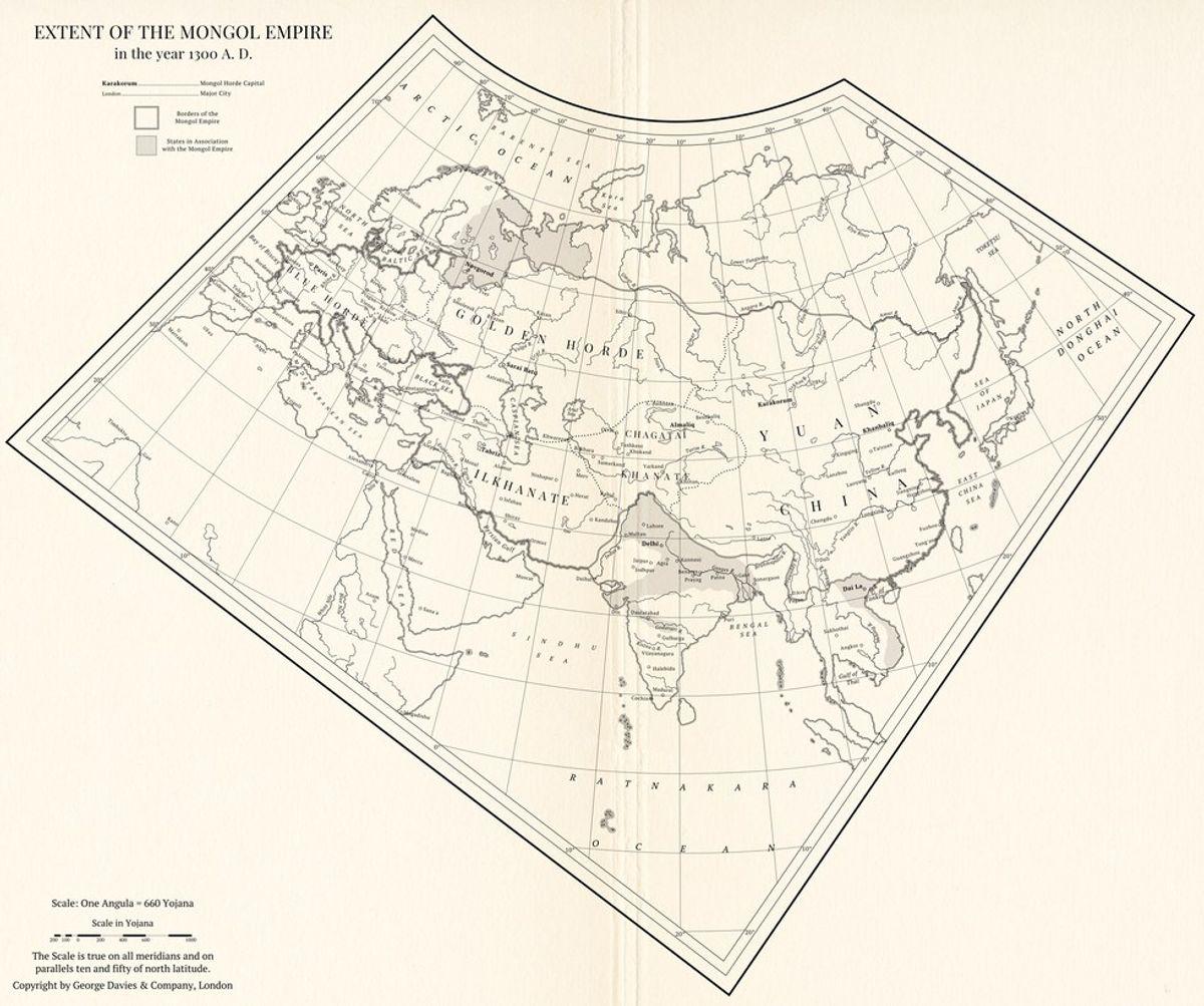 An Interview With Lynn Davis, Alternate Cartographer
