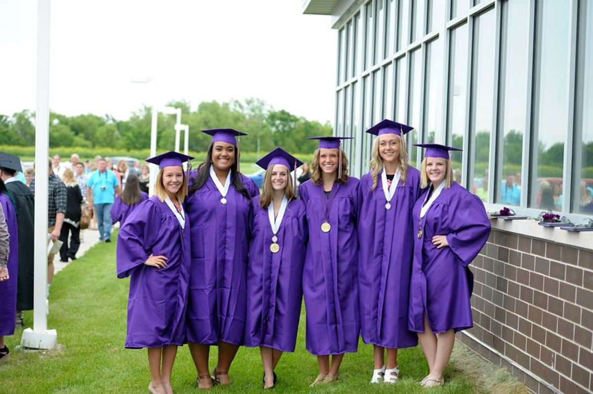 A Letter to the High School Senior Ready to Graduate