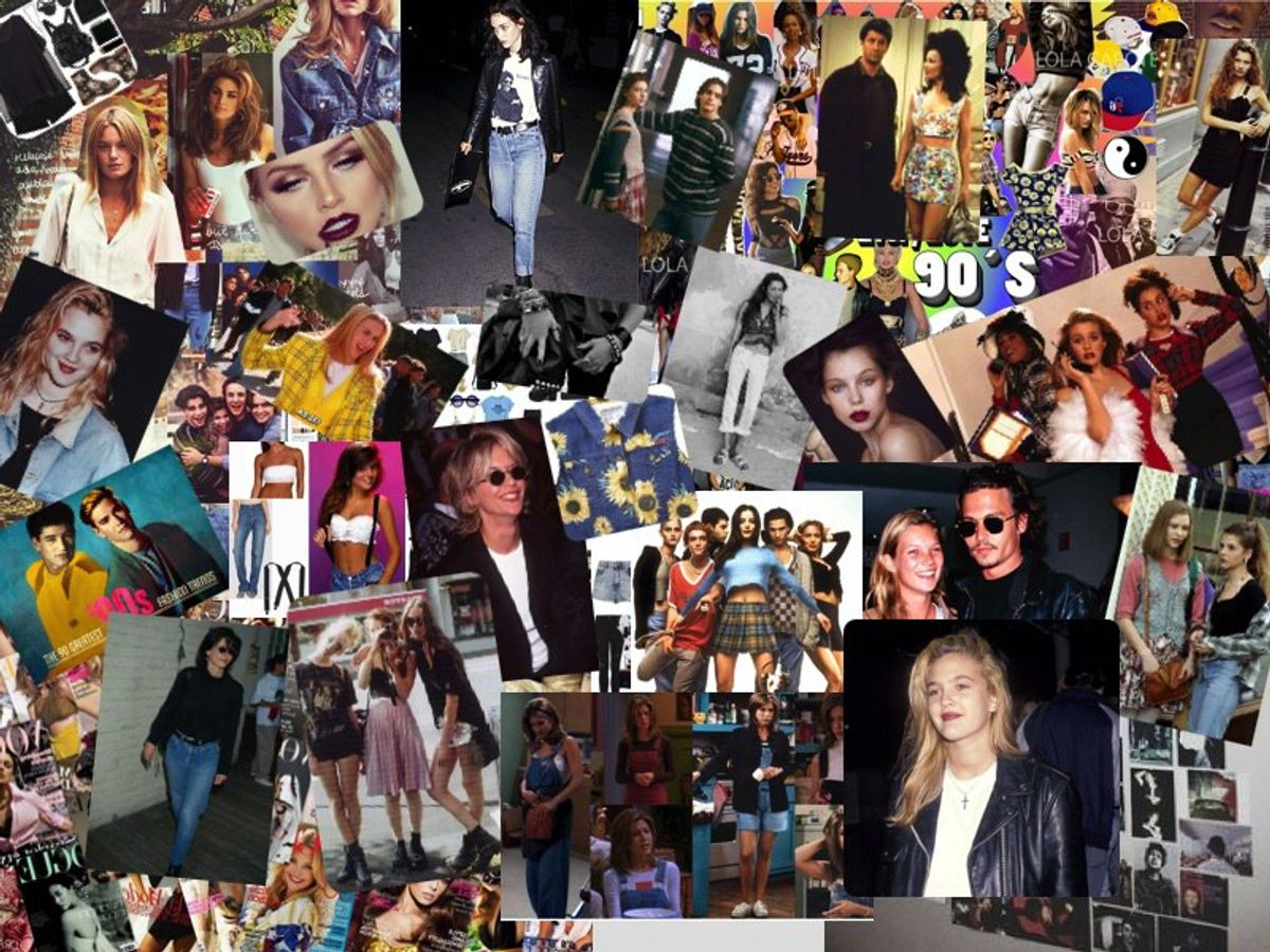 '90s Trends That You Are Probably Already Wearing Again
